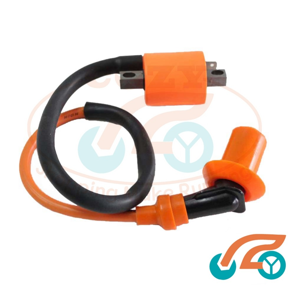 Performance Racing Ignition Coil For Yamaha Yfs200 Yfs 200 Blaster Suzuki Gt550 Wiring Diagram Atv Orange In Chainsaws From Tools On Alibaba Group