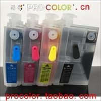 Completa LC3619XL BK C M Y cartucho de tinta de recarga para O IRMÃO MFC J3930DW MFC J3530DW MFC J2330DW MFC J2730DW impressora jato de tinta com o chip|Cartuchos de tinta| |  -