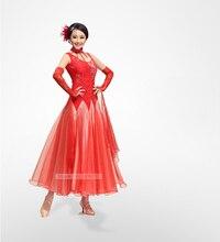 Standard Ballroom Dresses Women Elegant  Waltz Tango Dancing Wear Lady's Ballroom Competition Dance Dress