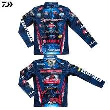 Одежда для рыбалки, летнее пальто с длинным рукавом, холодное ощущение, на молнии, Солнцезащитная анти-УФ быстросохнущая дышащая рыболовная рубашка
