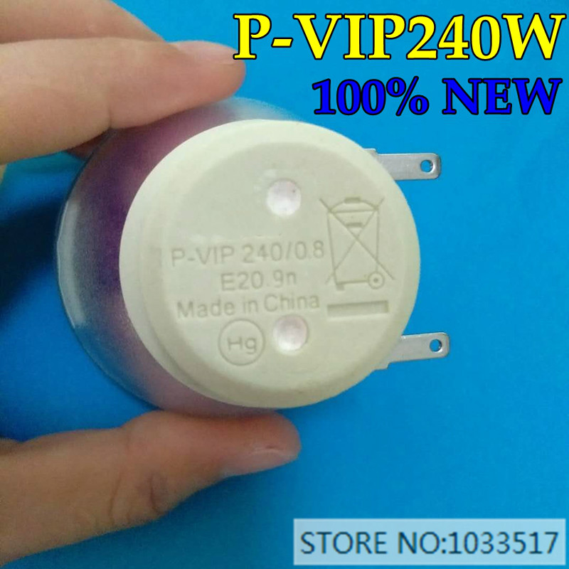 P VIP 240/0.8 E20.9n New Projector Lamp Bulb For Osram Free shipping