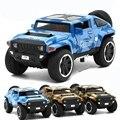 Hummer 1:32 Oyuncak Араба Камуфляж HX Концепт-Кар Модели Сплава Автомобиля Мальчики Коллекция Литья Под Давлением Металла Автомобилей акустооптическая Авто Toys