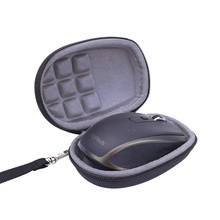 EVA Hard Travel Case Protective Wireless Mouse Bag for Logitech MX Anywhere 1 / 2 Gen 2S