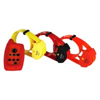 WATERPROOF REMOTE DOG TRAINING COLLAR FOR 3 DOGS RANGE UP TO 10 KM IN OPEN AREA