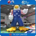 25FT  high   inflatable USA eagle  with air blower and air shipping to door