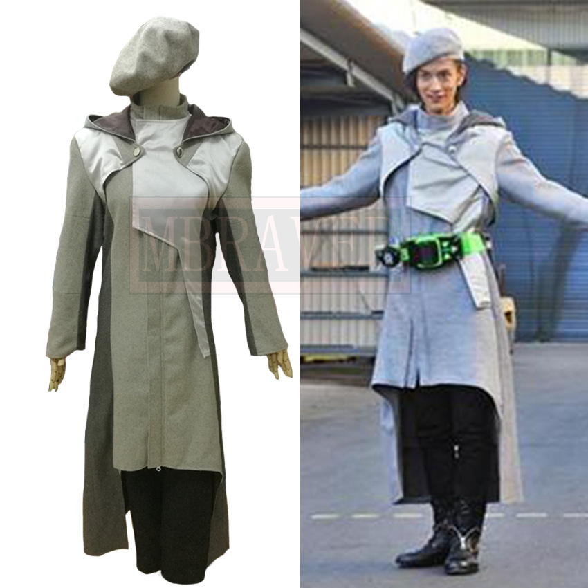 US $88 0 |Kamen Rider ZIO White WOZ Cosplay Costume Party Christmas  Halloween Custom Made Any Size-in Movie & TV costumes from Novelty &  Special Use