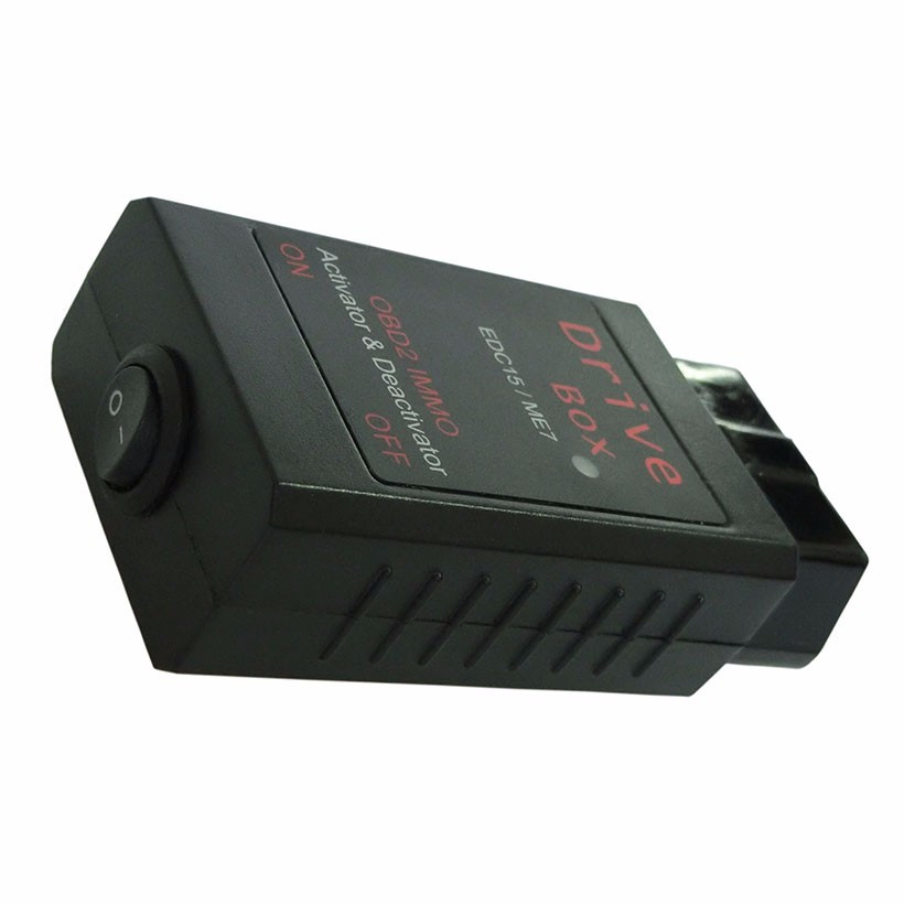 VAG Drive Box OBD2 OBD ii IMMO Deactivator Activator For Bosch EDC15ME7 VAG IMMO Deactivator Car Diagnostic Tools Free Shipping -4