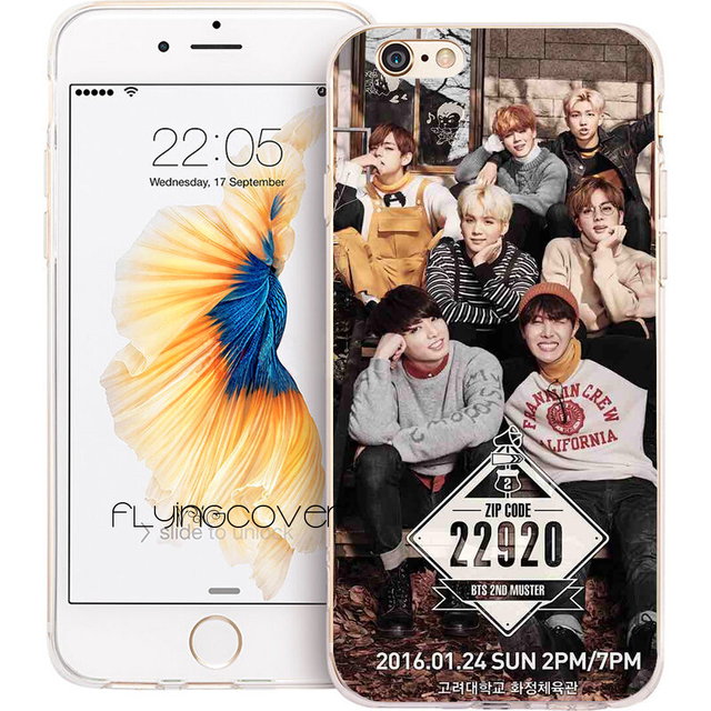 coque bts iphone 6 plus