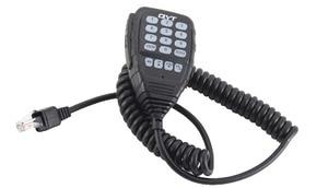Image 2 - الأصلي DTMF مكبر الصوت ميكروفون ل QYT KT 8900D KT 8900 KT8900R KT 7900D Mini 9800 KT8900 موبايل راديو