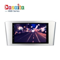 Dasaita 7 Android 6 0 Car GPS Player For Toyota Avensis With Octa Core 2GB Ram