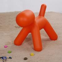 Nowoczesny design plastikowe piękne mody dzieci plastikowe krzesło pies krzesło dziecko szczeniak krzesło dzieci plastikowa zabawka grać krzesło mały rozmiar w Krzesła dla dzieci od Meble na