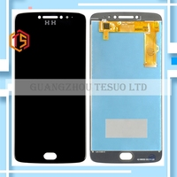 Guarantee 100 1pc 1280 720 HH For MOTORola E4 Plus LCD Display With Touch Screen Digitizer