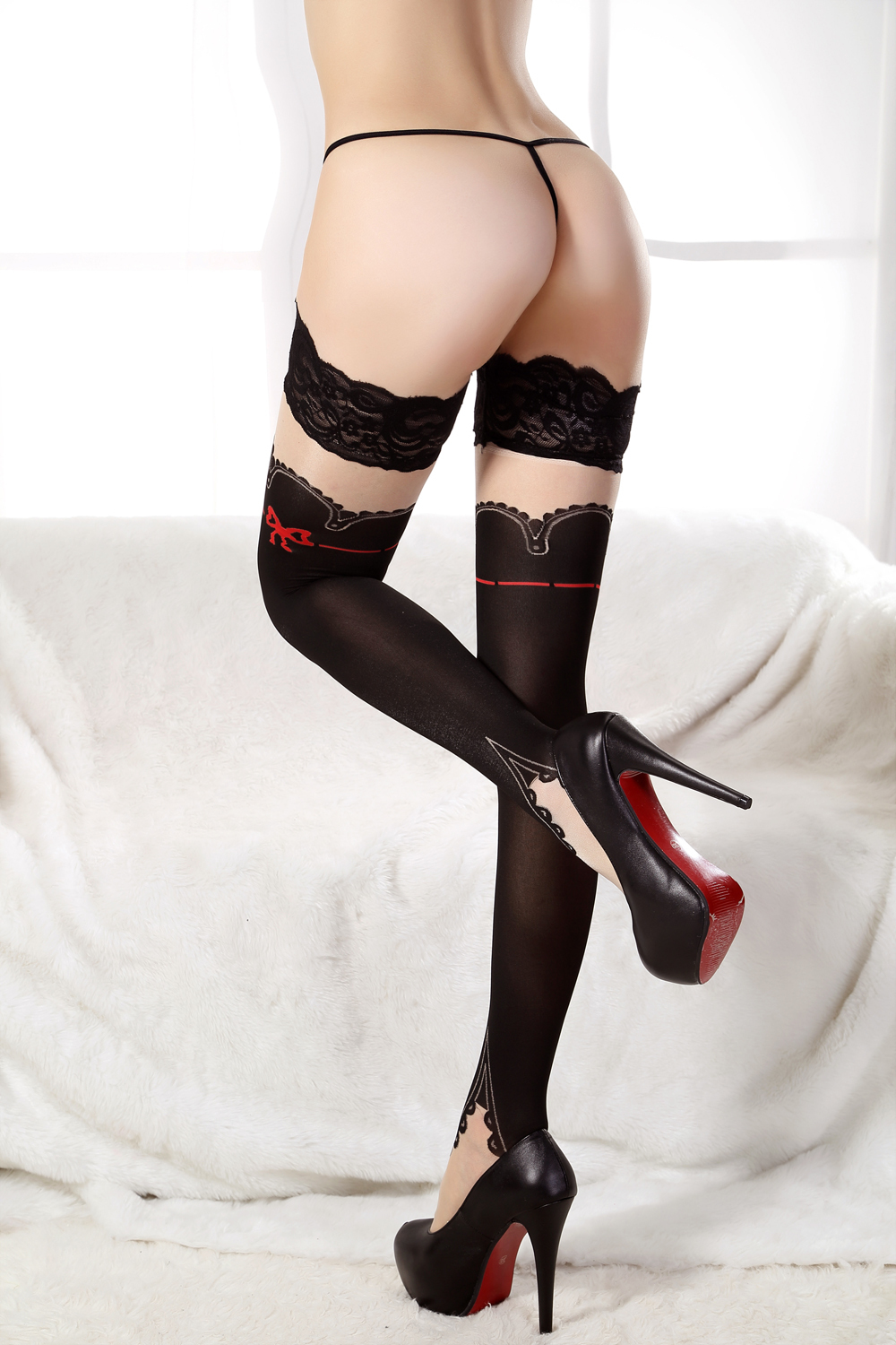Ass and sexy highs thigh