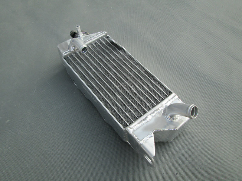 NEW PERFORMANCE ALUMINUM RADIATOR FOR KAWASAKI kx80 kx85 kx100 1998 2013 98 99 00 01 02