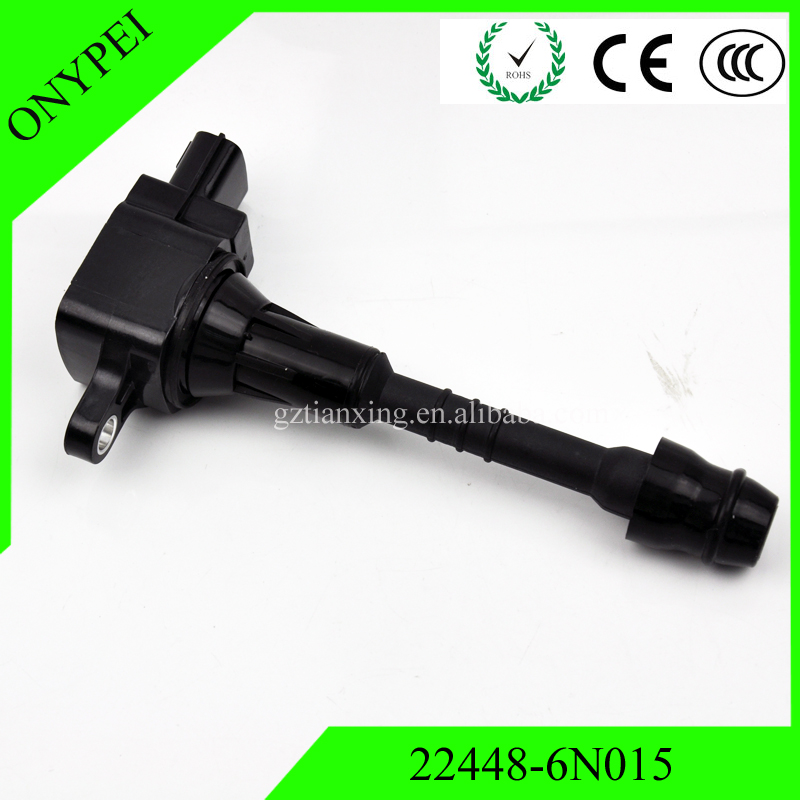 Image 2 - 22448 6N015 AIC 4004G 22448 6N011 Ignition Coil For 2001 2006 Nissan Sentra 1.8 Almera N16 Primera P11 22448 6N015 224486N015-in Ignition Coil from Automobiles & Motorcycles