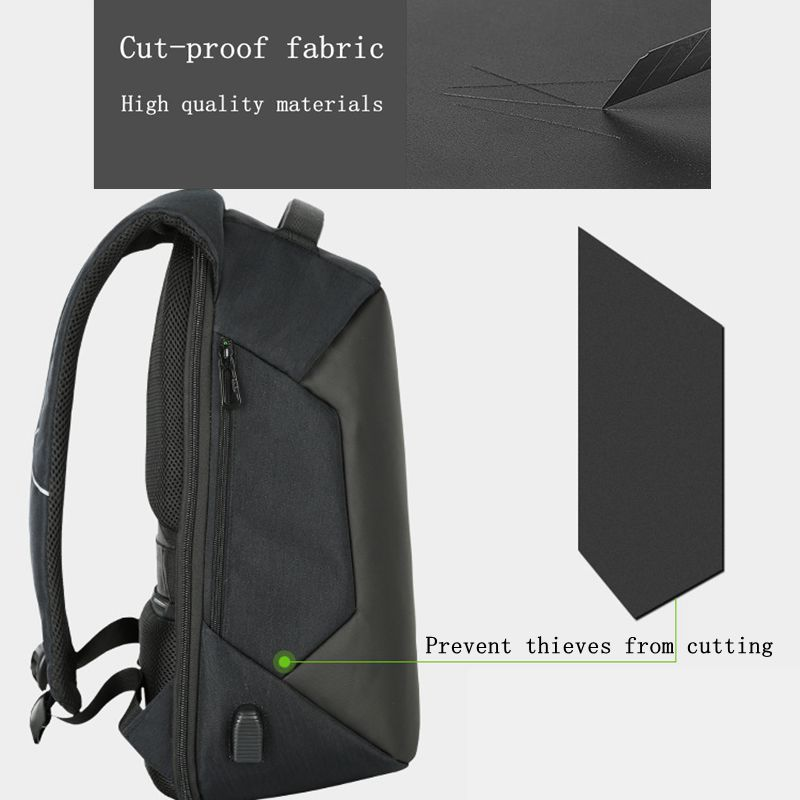 e1744b497934 BAIBU 15.6L Laptop Backpack With Anti Theft Feature