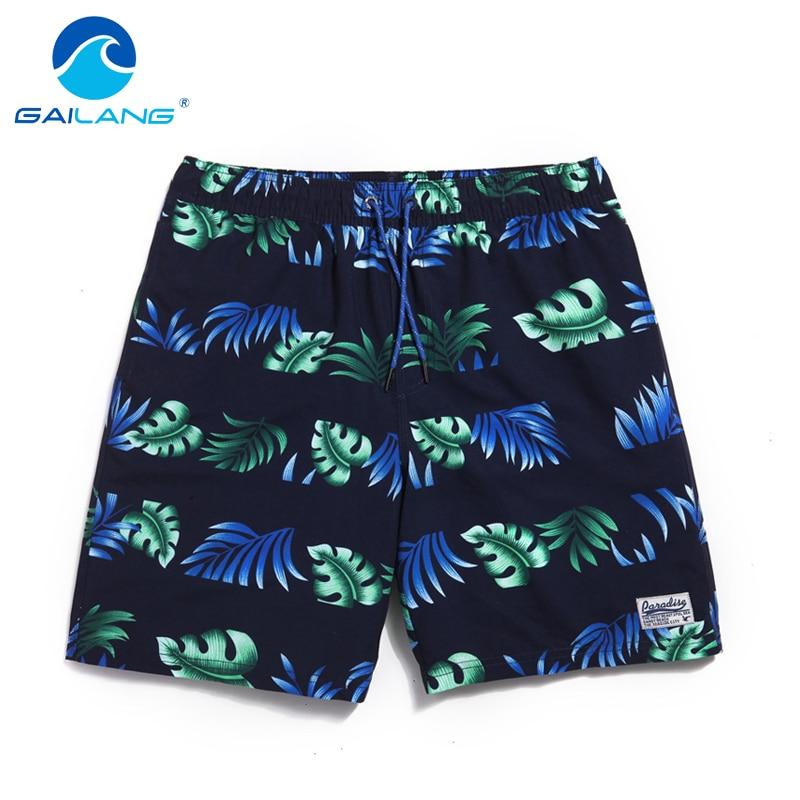 Gailang Marca Hombres Pantalones cortos de playa Pantalones cortos - Ropa de hombre