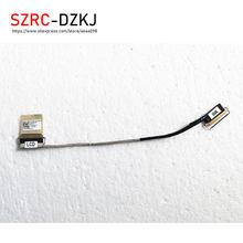 Novo Original para Lenovo ThinkPad T480S ET481 EDP Cabo TOQUE Tela de Toque FHD Vídeo LCD LED Fio Linha DC02C00BL00 01YN995