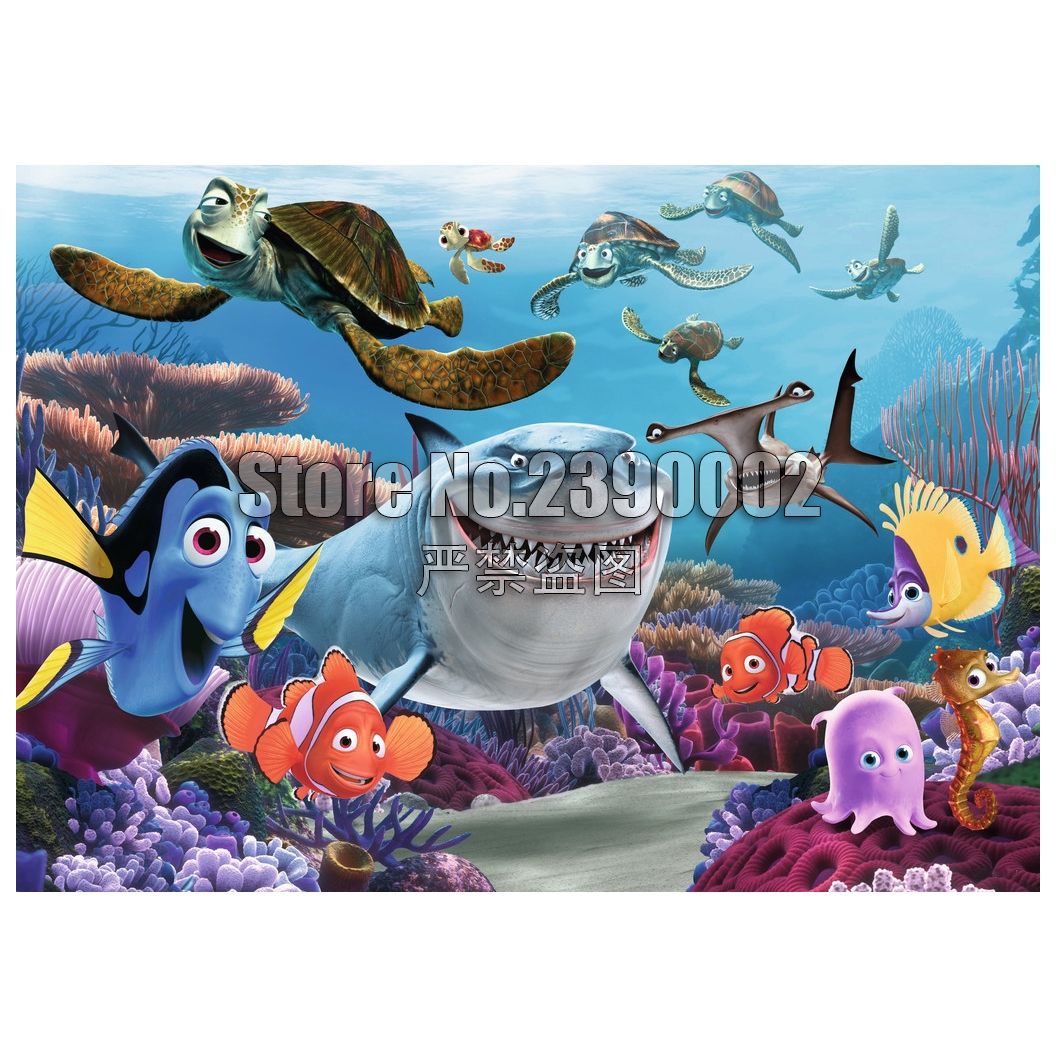 Fish and dolphins 5D Diy Diamond Painting Cross Stitch Embroidery Finding Nemo Hobbies Crafts Mosaic Kits gifts