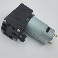 5l/min 210kpa pressure brush micro pump for air