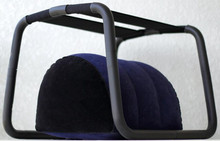 Multipurpose Sex Stool chair Adult sex toy Laptop holder with inflatable pillow