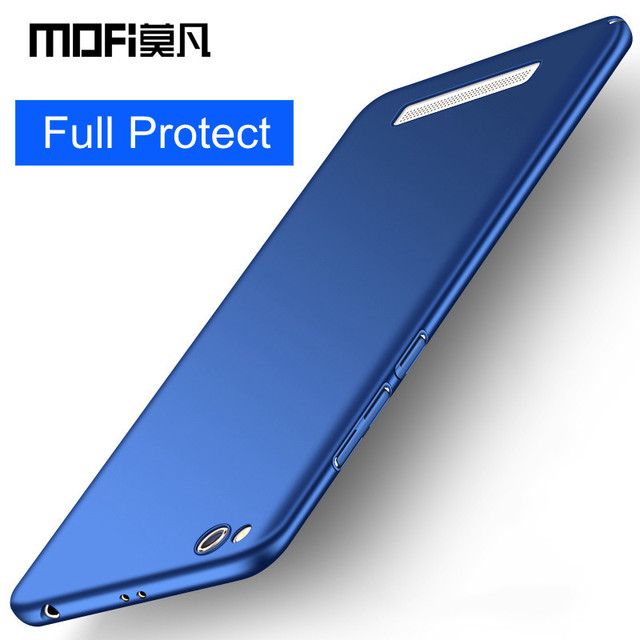 wholesale dealer 178f1 51f06 US $6.92 |Xiaomi Redmi 5A case Global version Redmi 5A 16GB back cover hard  PC protective coque cases MOFi original Xiomi Redmi 5A case-in Flip Cases  ...