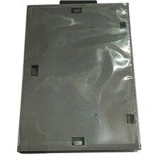 10 قطعة مجموعة 16 بت بطاقة الألعاب صندوق بلاستيكي ل sega MD بطاقة خرطوشة حقيبة تعبئة نبيذ أسود