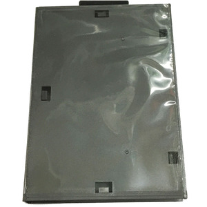 Image 1 - 10 adet bir lot 16 bit game card kılıfı plastik kutu sega MD kart kartuşu ambalaj kutusu siyah
