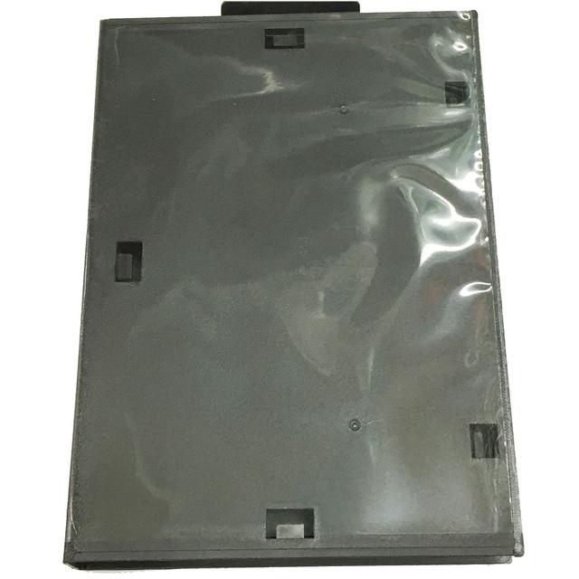 10 adet bir lot 16 bit game card kılıfı plastik kutu sega MD kart kartuşu ambalaj kutusu siyah