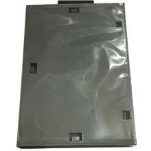 10 stuks veel 16 bit game card case plastic box voor sega MD Kaart cartridge Verpakking Case Black