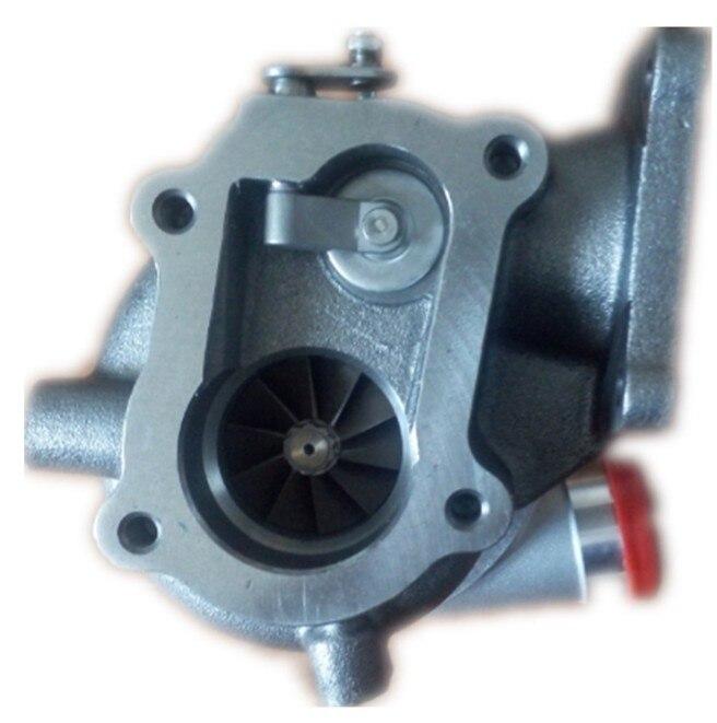 Xinyuchen turbo Subaru otomotiv rafine turbo üreticisi kaynağı TD05 16G SUBARU