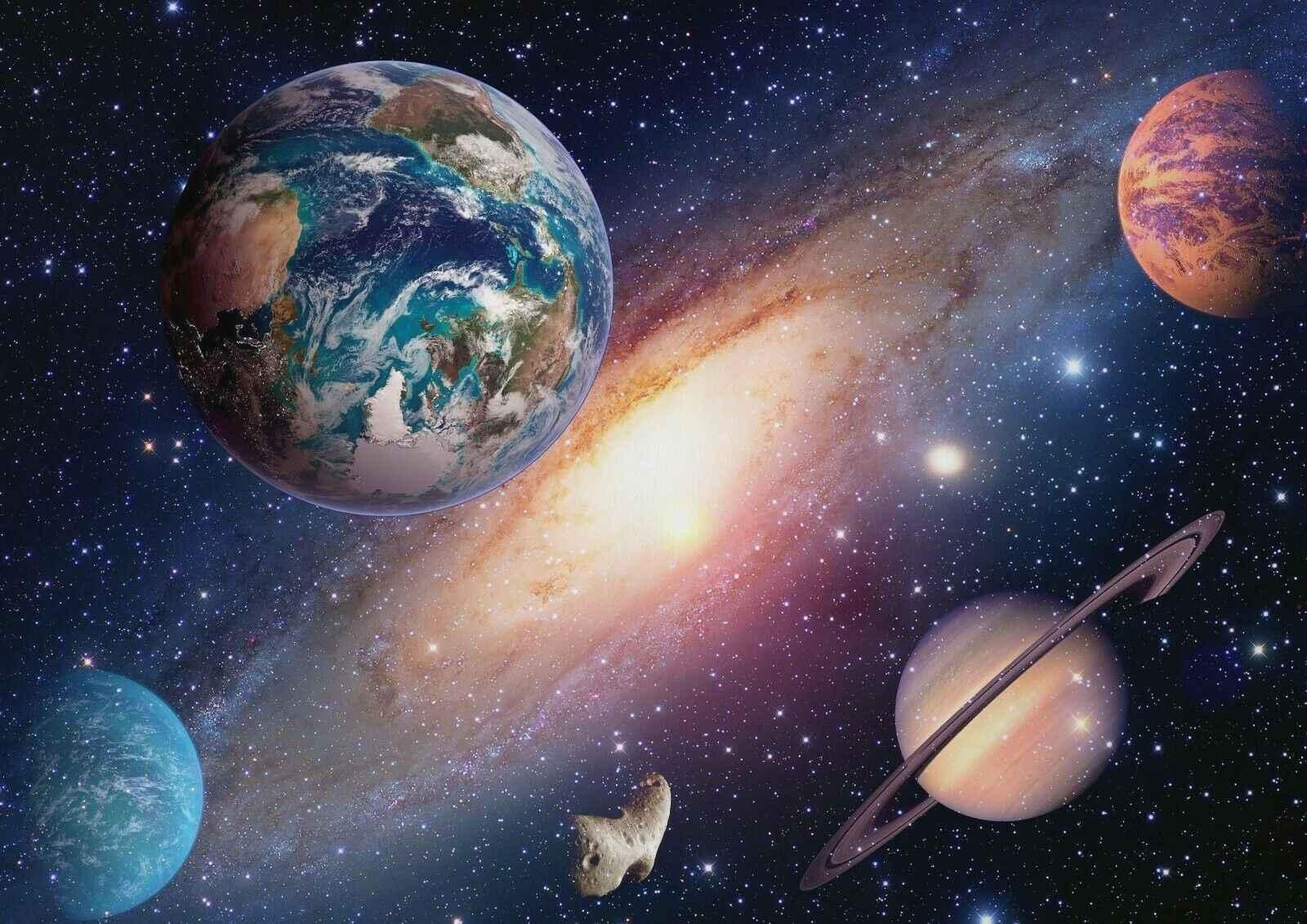 создание картинок космос находится
