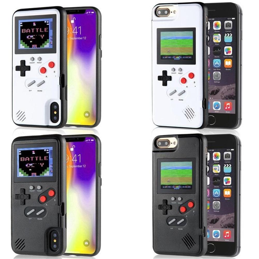 Phone Case For Color Screen Game Console Player Compatible With IPhone 6/6s, 7/7 Plus, 8/8plus And IPhone X/XS/XR/XM