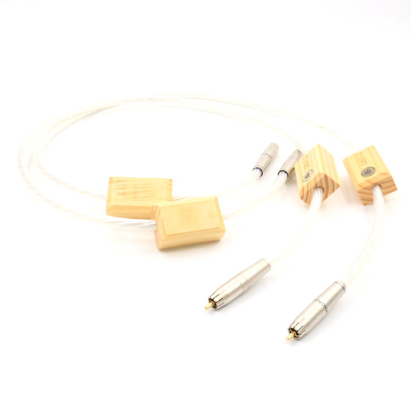Free shipping Nordost Odin2 silver Supreme Reference interconnects RCA cable Audiophile for amplifier CD player free shipping viborg nordost odin supreme reference interconnects copper rhodium carbon xlr cable diy cable audiophile