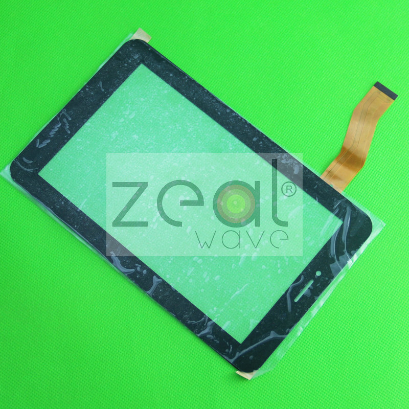 2pcs/Lot 7.0 inch Touch Screen For Ainol NUMY 3G AX1 Quad Core Tablet Screen Digitizer Black 04-0700-0808 V.1 ainol numy note