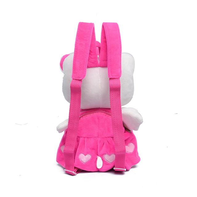 Nahai Plush Backpack