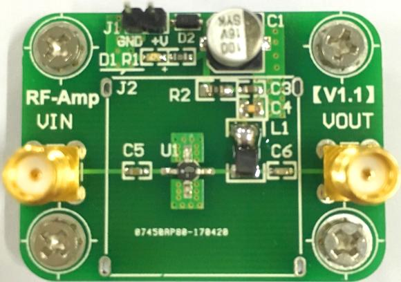 LNA RF LNA DC-2GHz gain of about 32dB lna пиджак