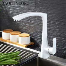 BAOLINLONG Brass Faucets Cozinha Kitchen Faucet accessories Tap Swivel Spout Sink