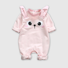 Hot Sale Baby Rompers Newborn Baby Long-sleeved Jumpsuits High Qulity Soft Cotton Jumpsuit  Infant Overalls For Boys And Girls цены