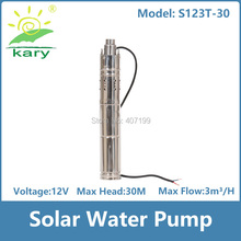 Deep Well Submersible 12V Water Pump