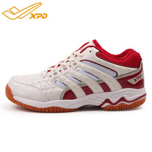 Spanrde Men Professional Cushioning Volleyball Shoes 2017 New Unisex Light Sports Breathable Shoe Women Sneakers Wear-resistant