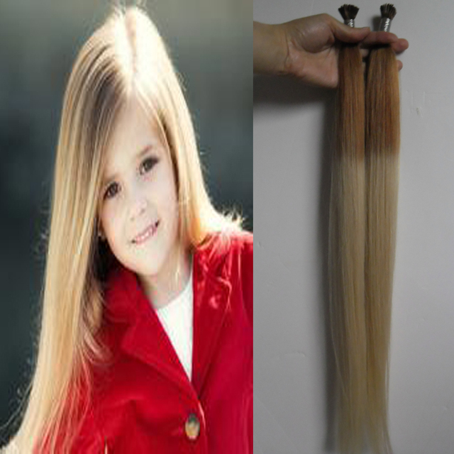 Brazilian 100g Ombre Hair Extensions 100s Keratin Stick Tip Hair