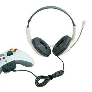 Image 3 - OCGAME Kopfhörer Kopfhörer Weiß Große Gaming Chat Headset Mit MIKROFON Mikrofon Für xbox360 Xbox 360 Live