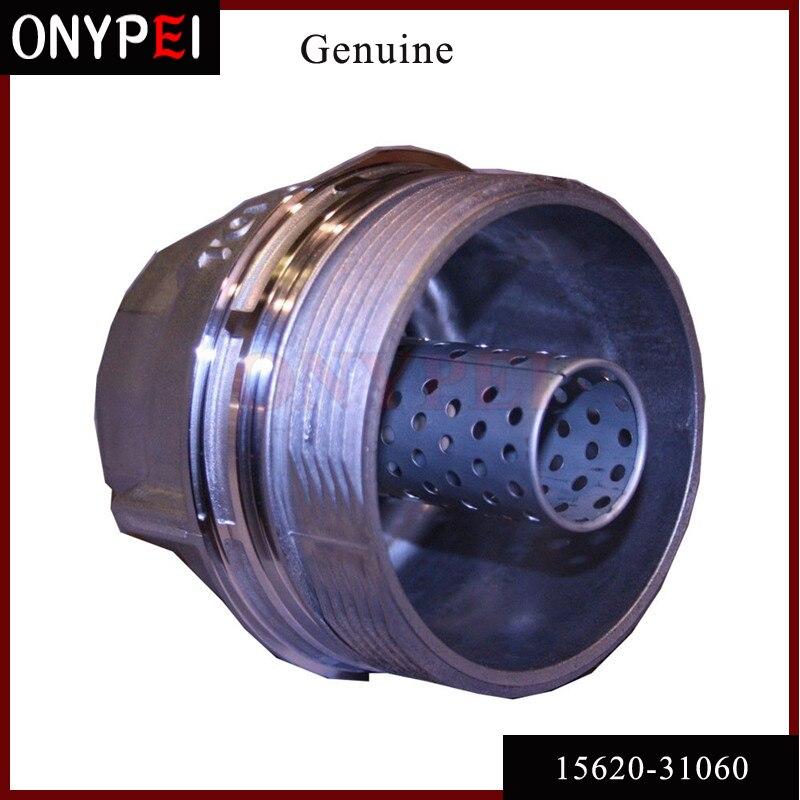 Véritable bouchon de filtre à huile 15620-31060 Assy pour Toyota Lexus Scion 15620 31060 1562031060