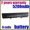 Nuevo de reemplazo de batería del ordenador portátil para asus a42-u36 a41-u36 4inr18/65 4inr18/65-2 u36 u36sg u36s u36j u36jc u36sd u32 u82
