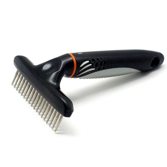 Stainless Steel Hair Removal Rake