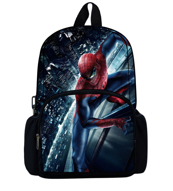 Aliexpress.com : Buy whosepet 12 inch spiderman school bag,kids ...