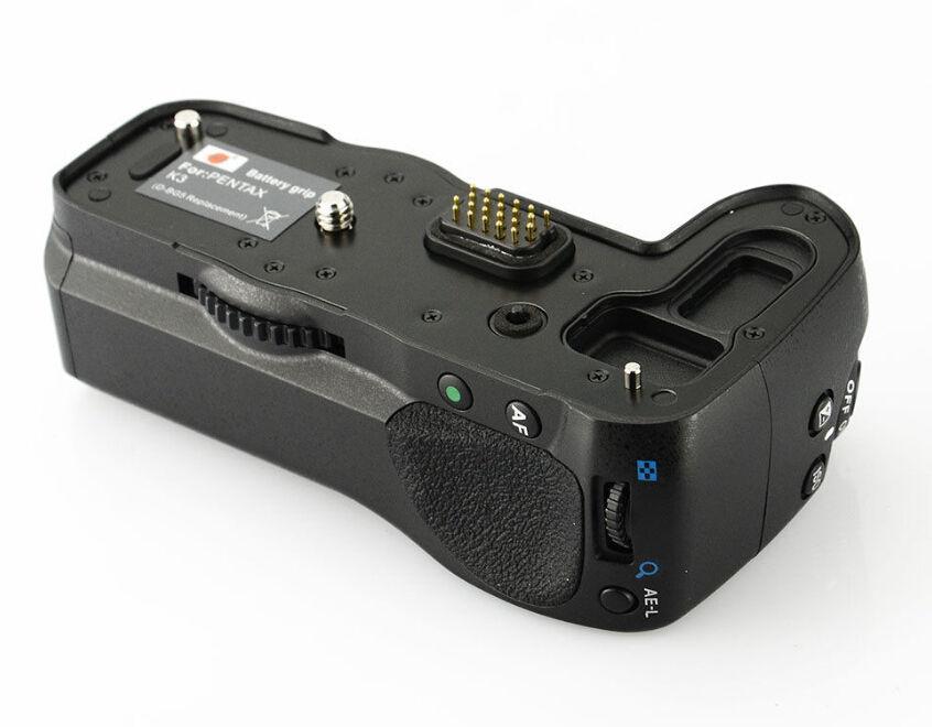 JINTU Multi Power Vertical Battery Grip Pack Holder for Pentax K 3 K3 DSLR Camera AS