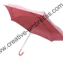 ffdebdc662 (6 pièces/lot) parasol solide de fibre de verre de promotion de pongé