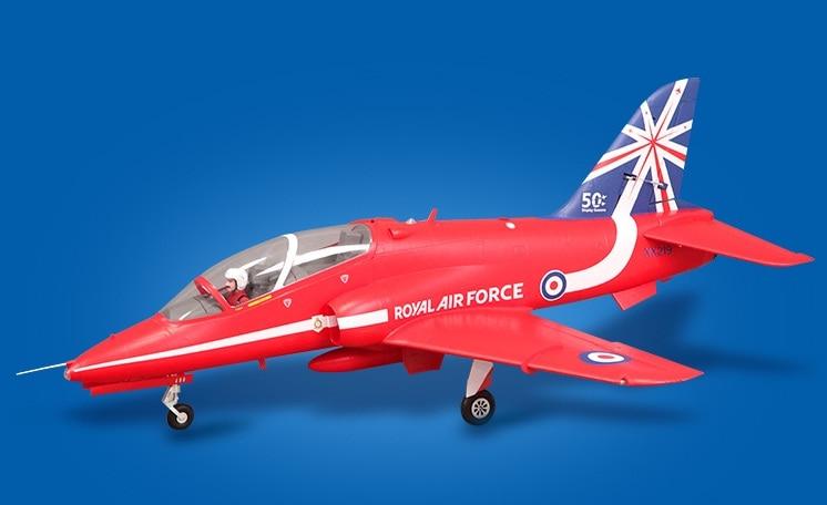 FMS Model 80mm EDF Jet Bae Hawk FMS099FMS Model 80mm EDF Jet Bae Hawk FMS099